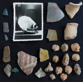 Authentic Pre-columbian Collection