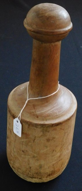 Spanish Colonial Wood Pestle