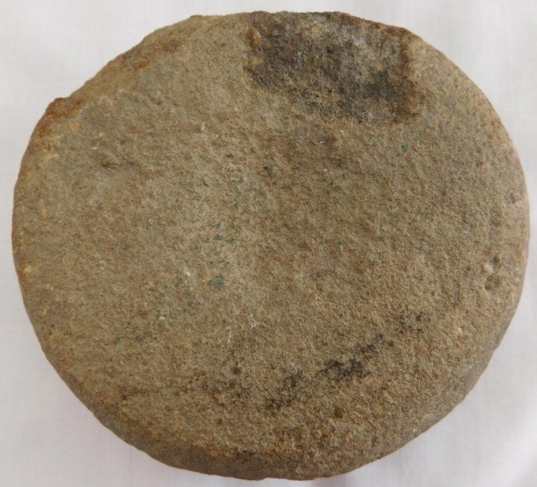Discoidal Chunkee Stone & Texas Arrowheads - 4