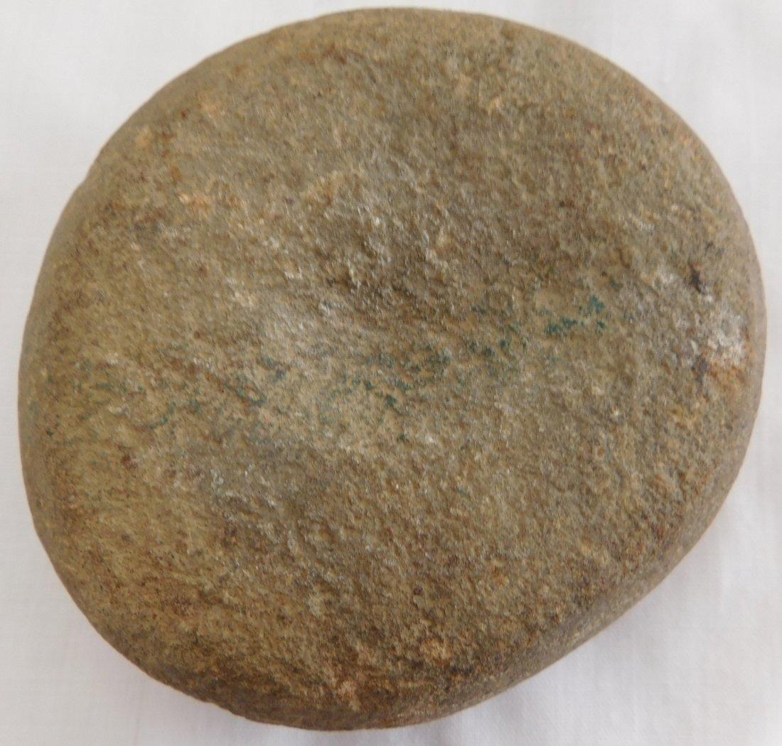 Discoidal Chunkee Stone & Texas Arrowheads - 5