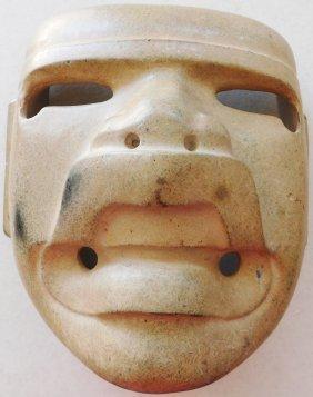 Authentic Olmec Transformation Mask