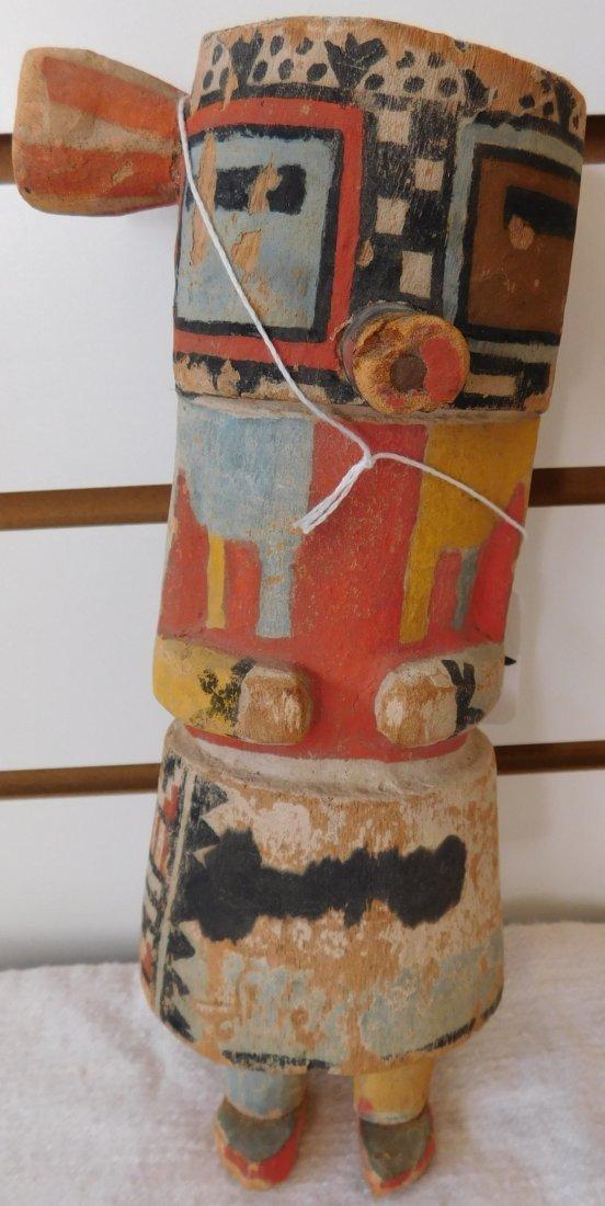 Classic Old Hopi Kachina - 2