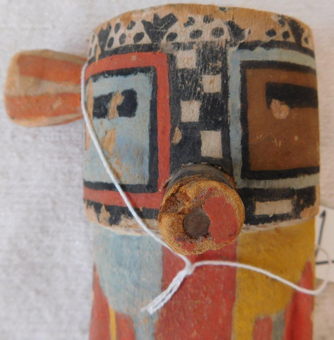 Classic Old Hopi Kachina - 3