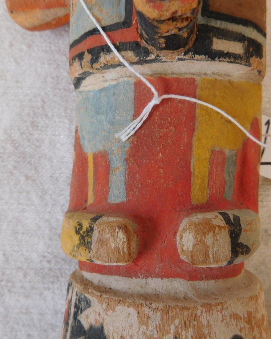 Classic Old Hopi Kachina - 4