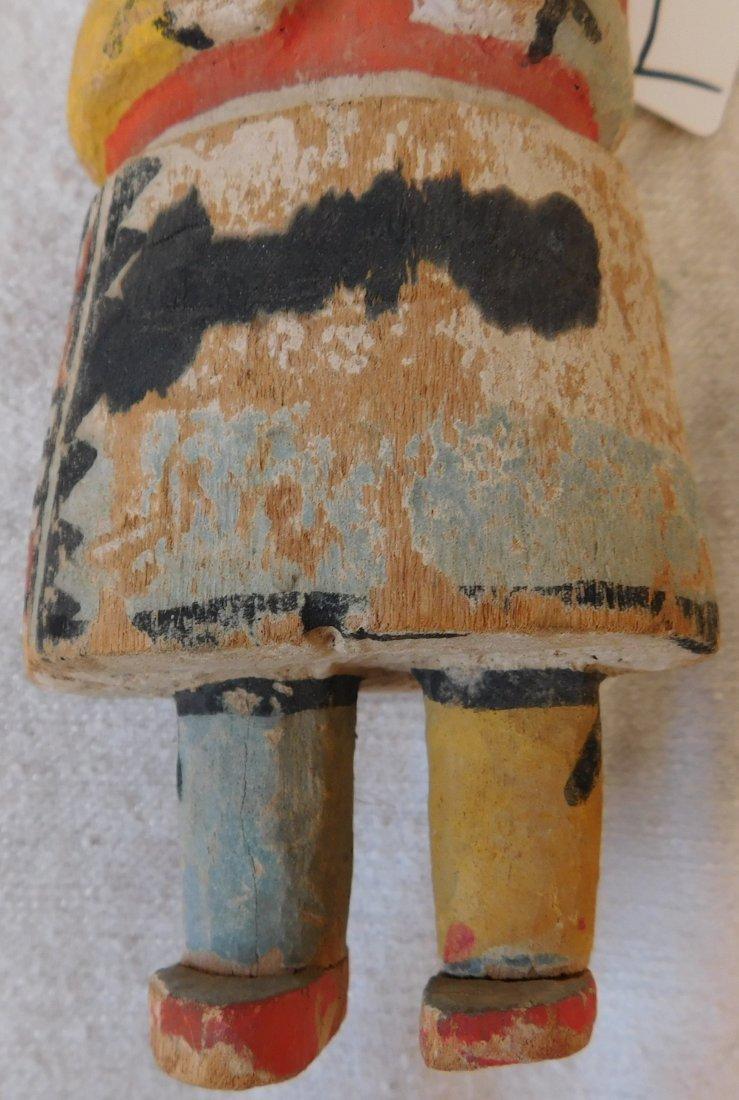 Classic Old Hopi Kachina - 5