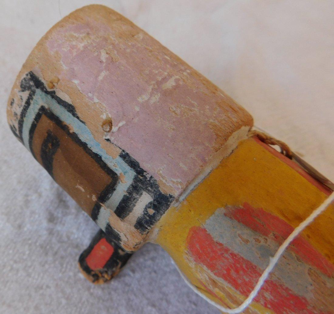 Classic Old Hopi Kachina - 7