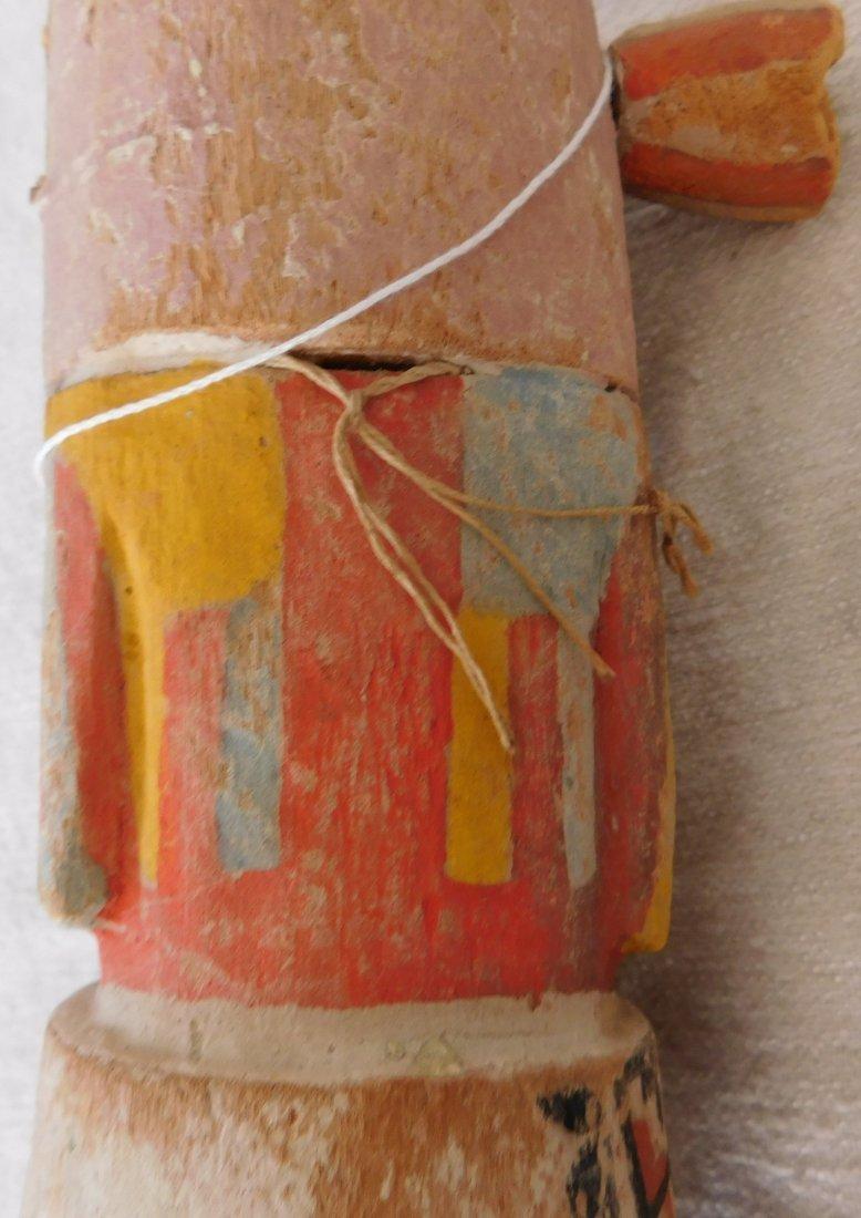 Classic Old Hopi Kachina - 9