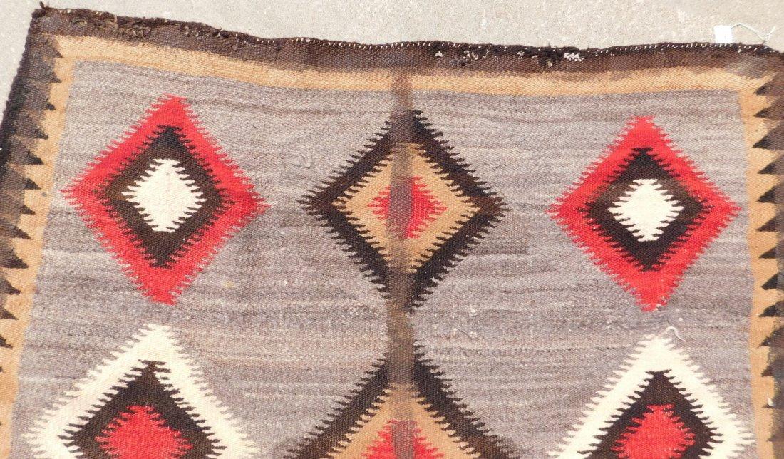 Classic Navajo Weaving - 10