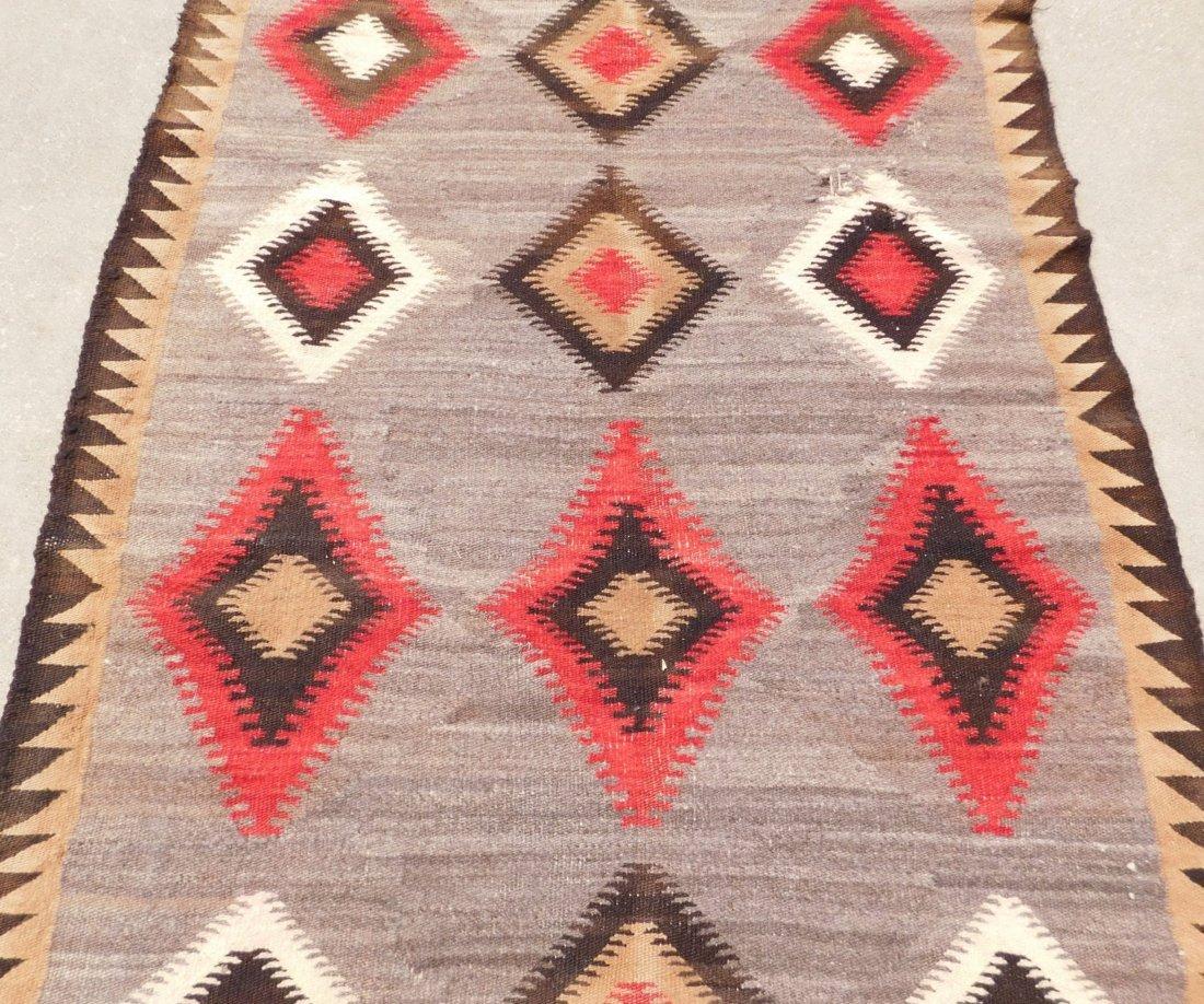 Classic Navajo Weaving - 3