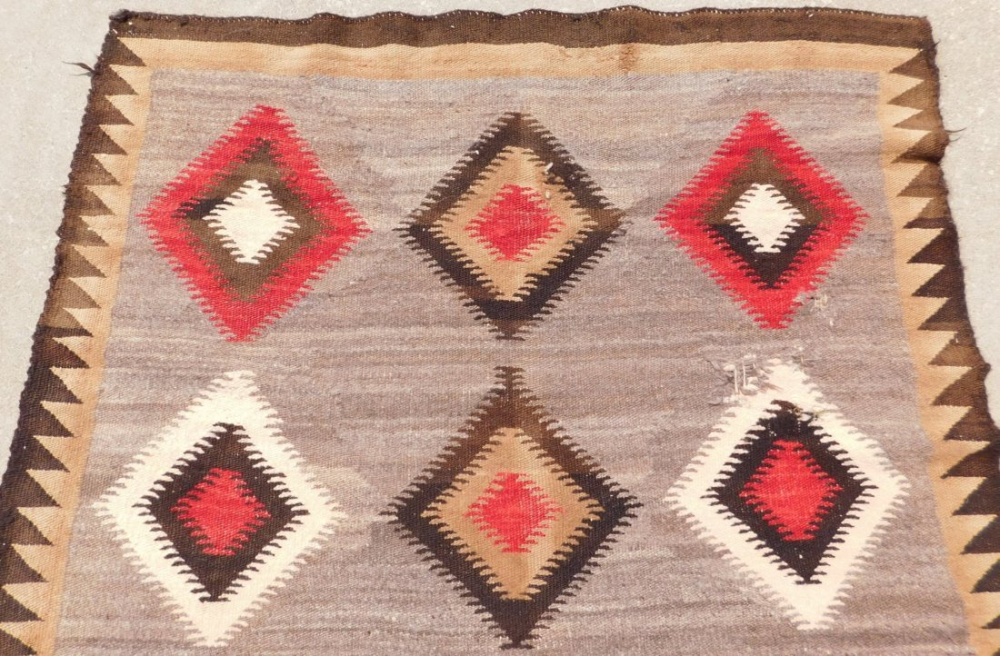 Classic Navajo Weaving - 4