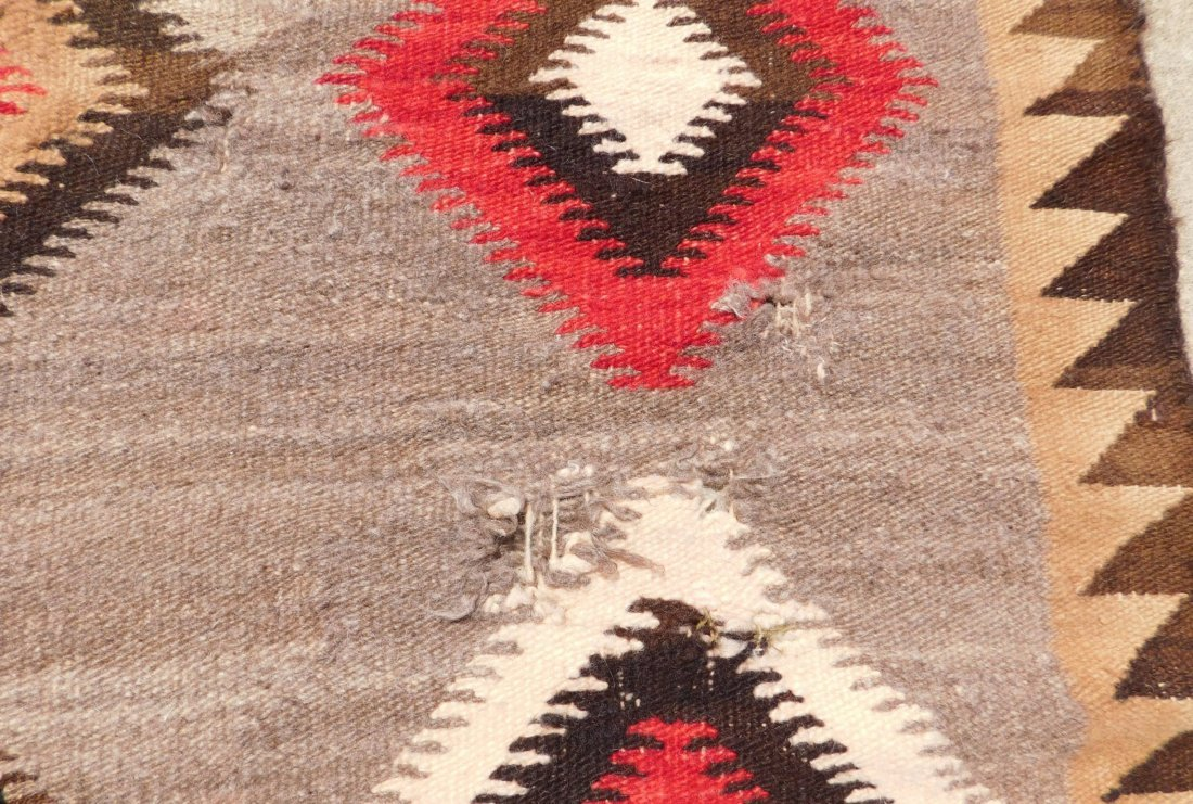 Classic Navajo Weaving - 5
