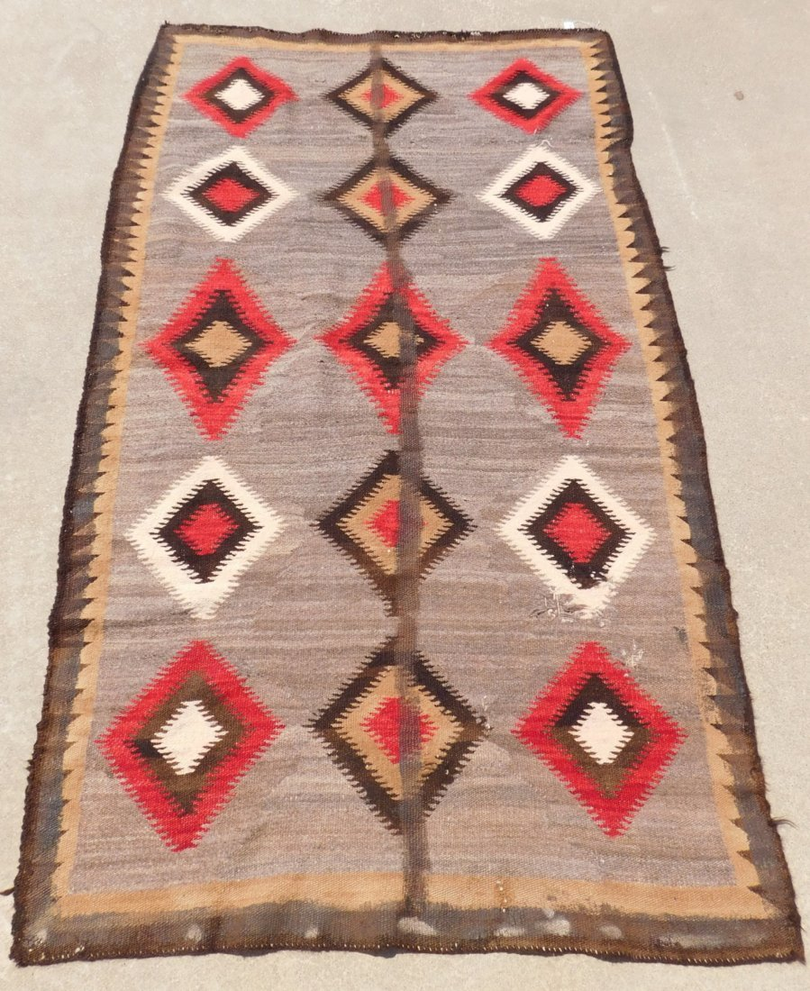 Classic Navajo Weaving - 6