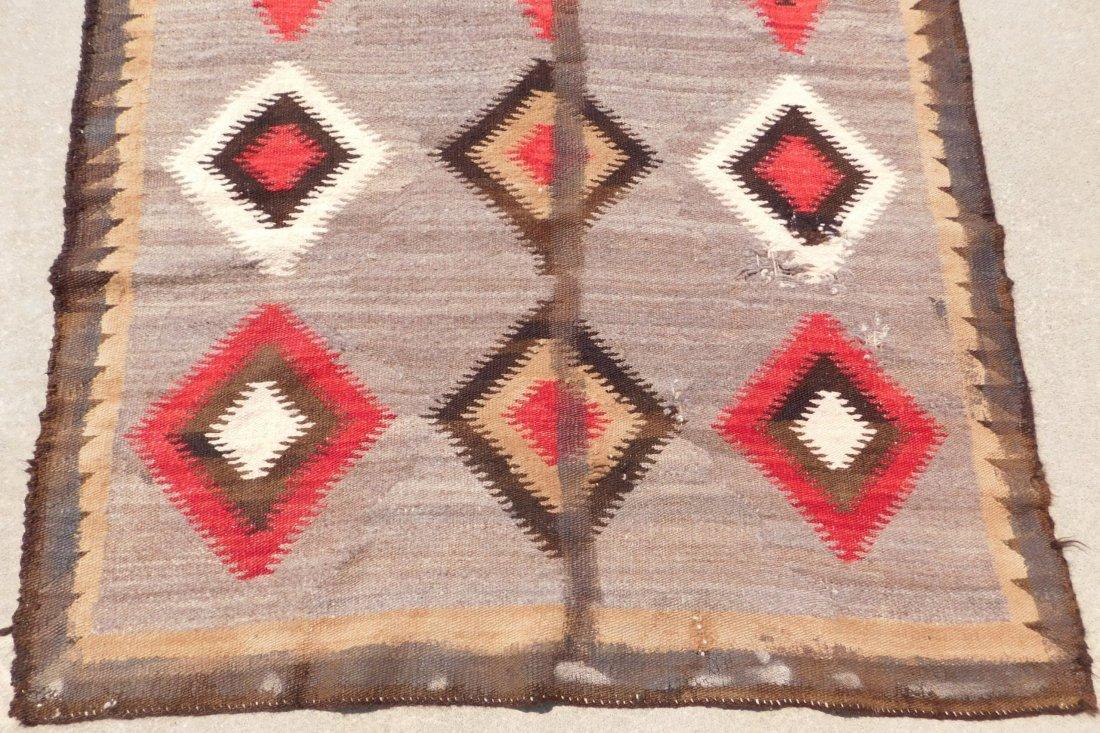 Classic Navajo Weaving - 7