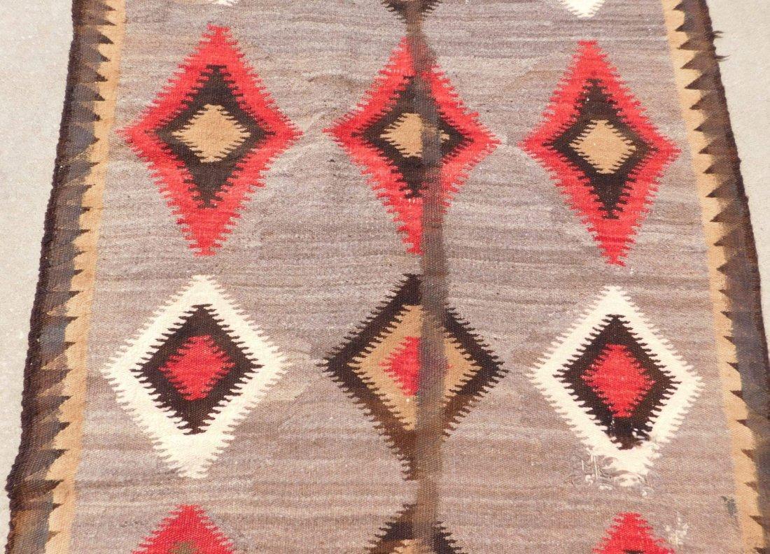 Classic Navajo Weaving - 8