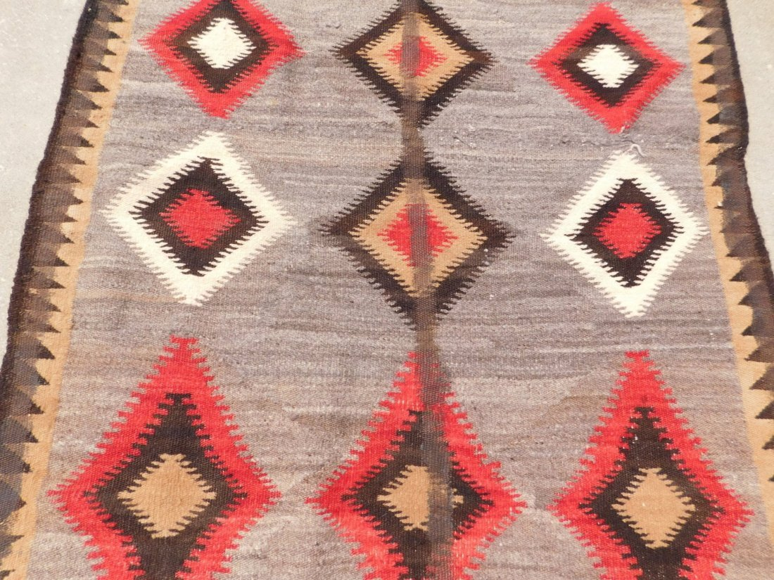 Classic Navajo Weaving - 9