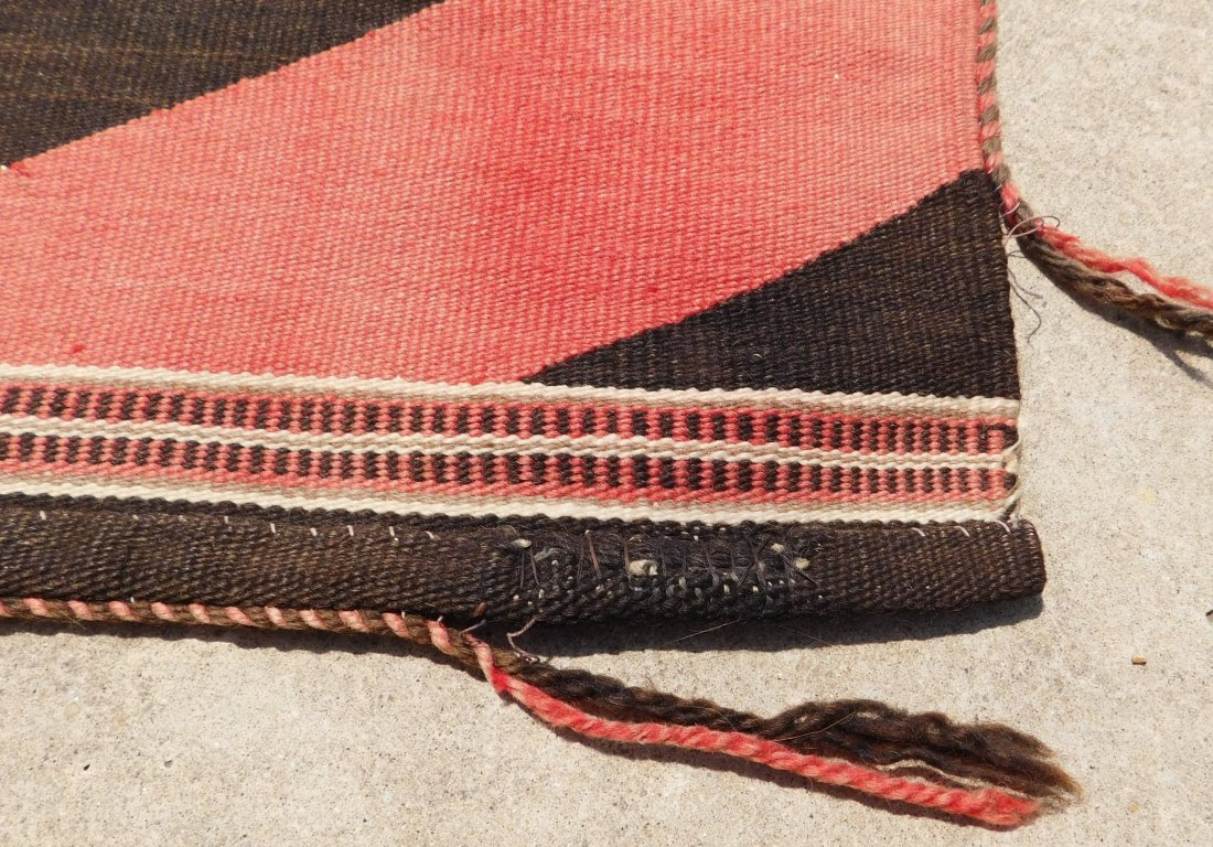 Old Mexican Weaving - 7