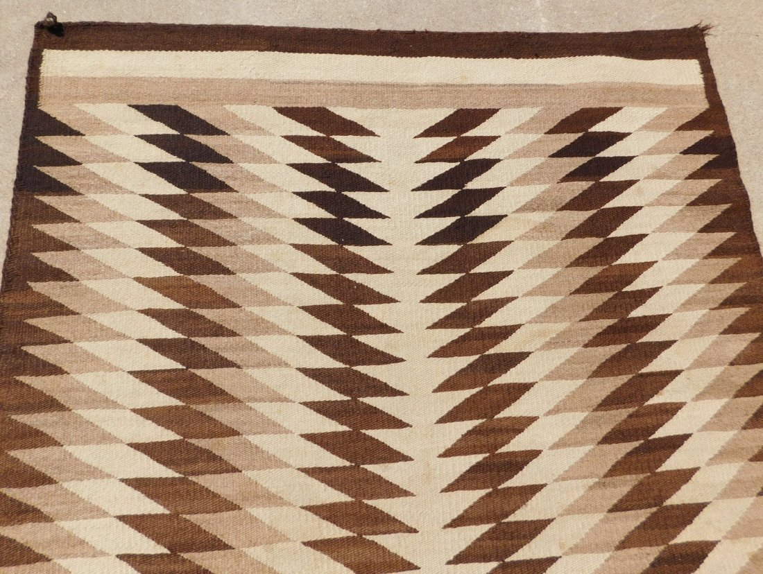 Navajo Eye Dazzler Weaving - 10