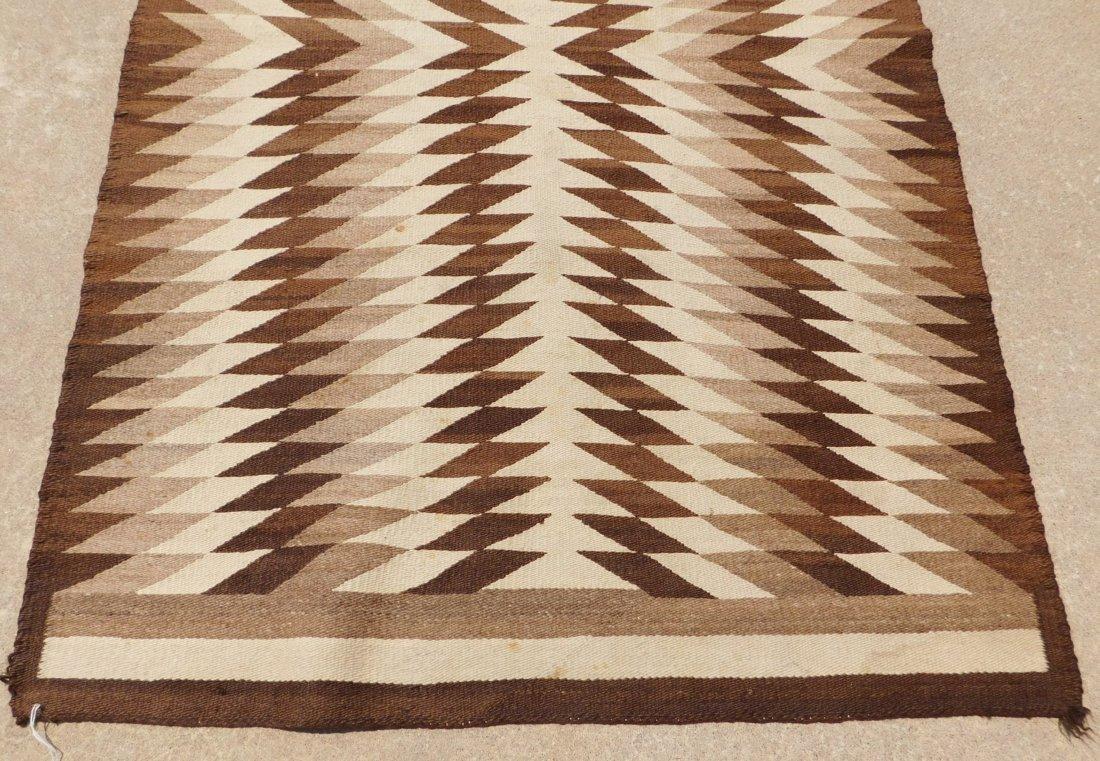 Navajo Eye Dazzler Weaving - 2