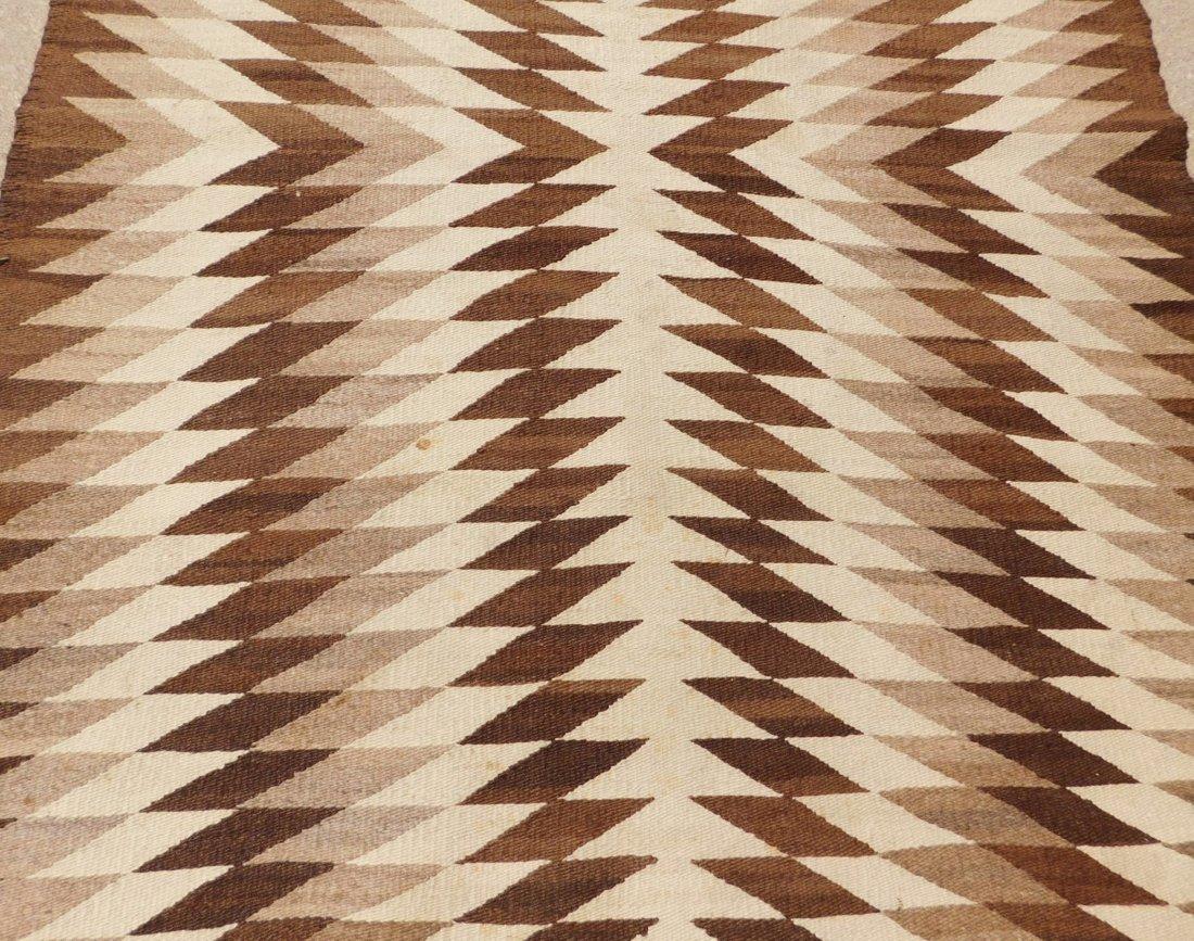 Navajo Eye Dazzler Weaving - 3