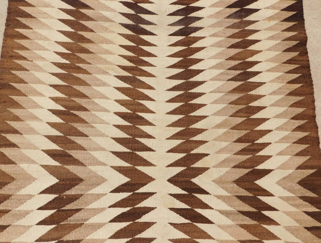 Navajo Eye Dazzler Weaving - 4