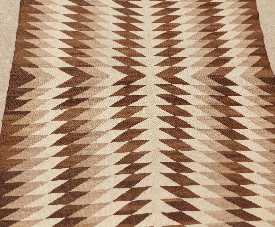 Navajo Eye Dazzler Weaving - 9