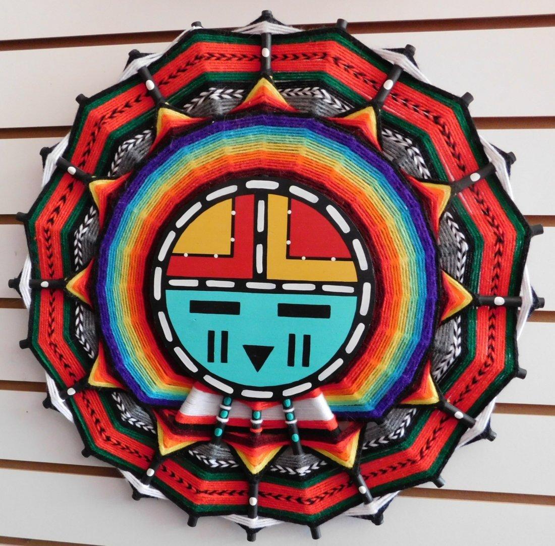 Hopi Kachina Plaque