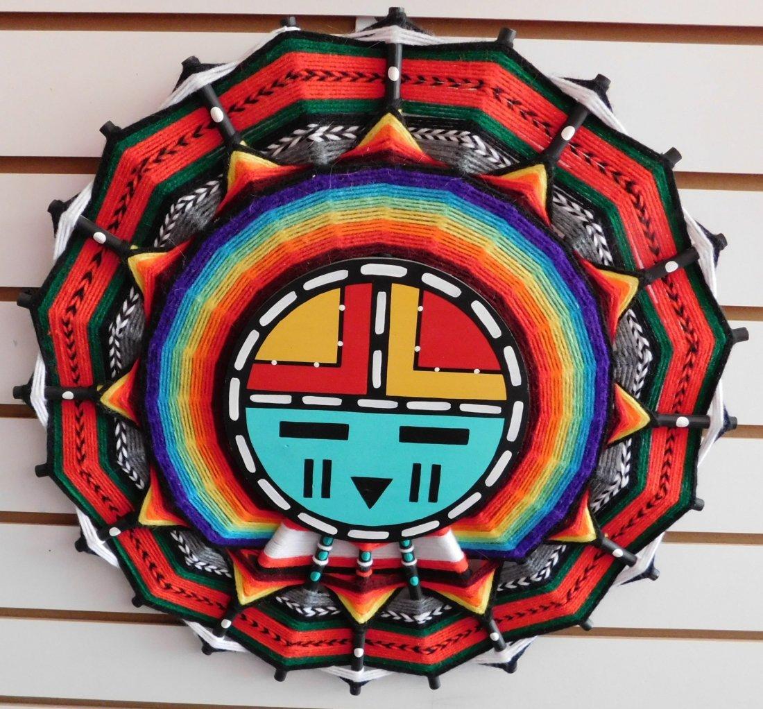 Hopi Kachina Plaque - 2