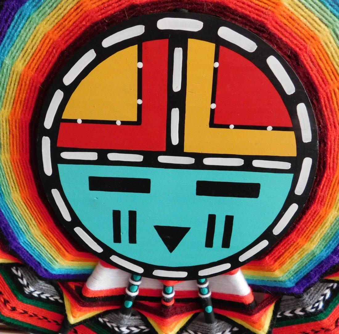 Hopi Kachina Plaque - 3