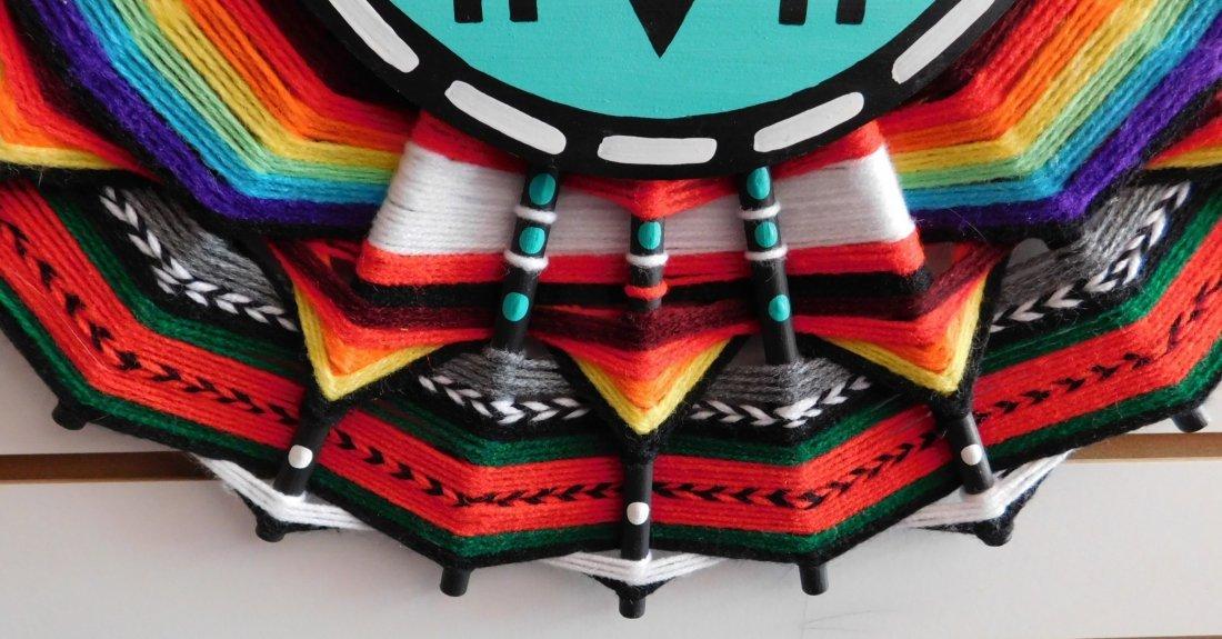 Hopi Kachina Plaque - 4