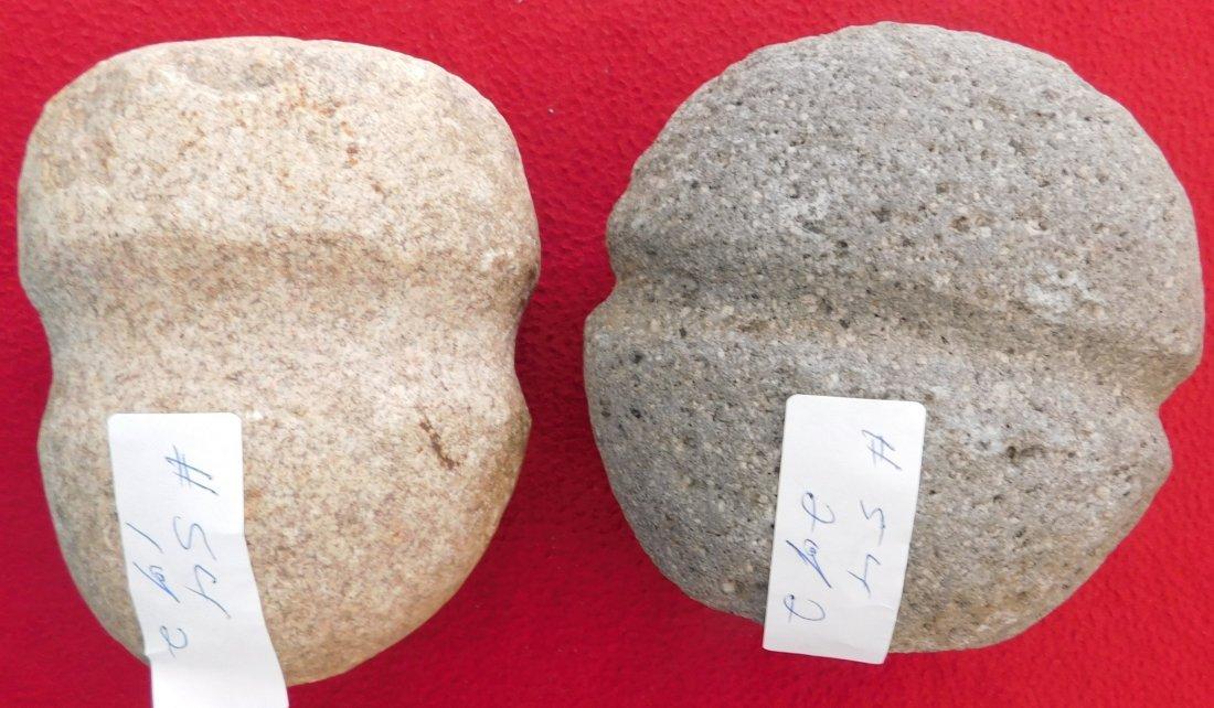 Pair of South Dakota Stone Mauls