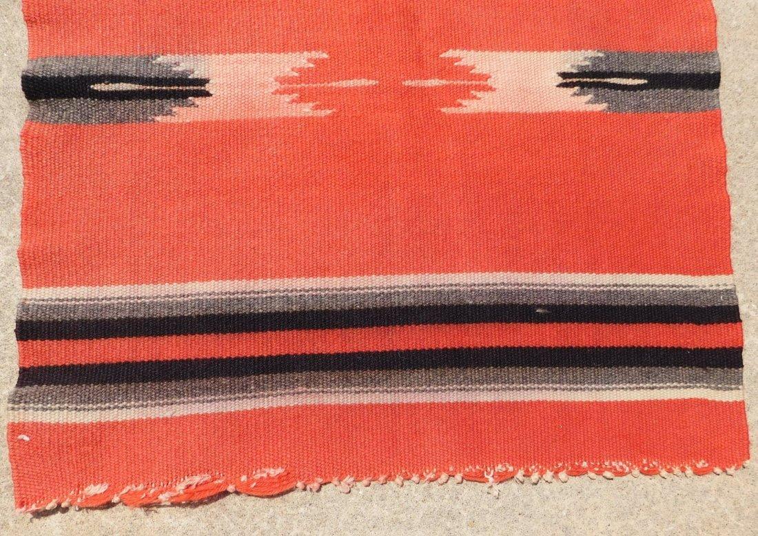 Navajo Germantown Weaving - 2