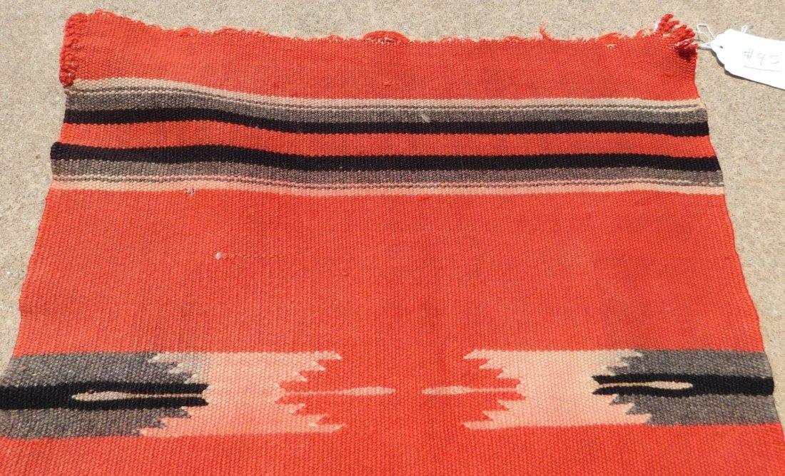 Navajo Germantown Weaving - 3