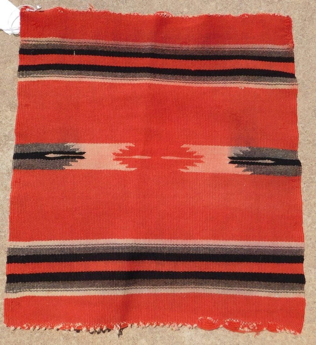 Navajo Germantown Weaving - 4