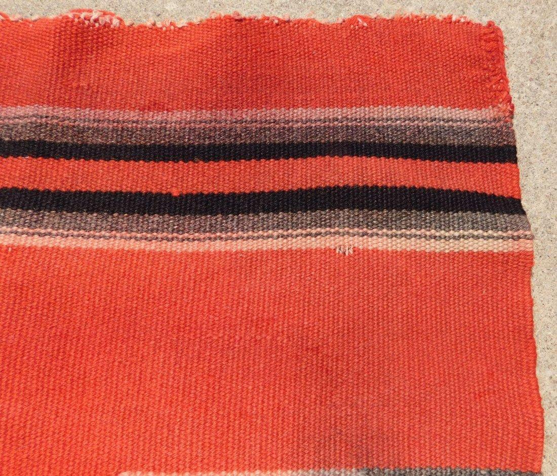Navajo Germantown Weaving - 5