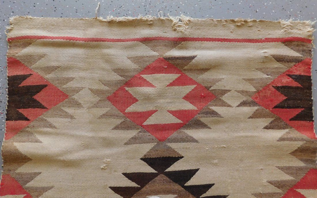 Transitional Navajo Weaving - 10