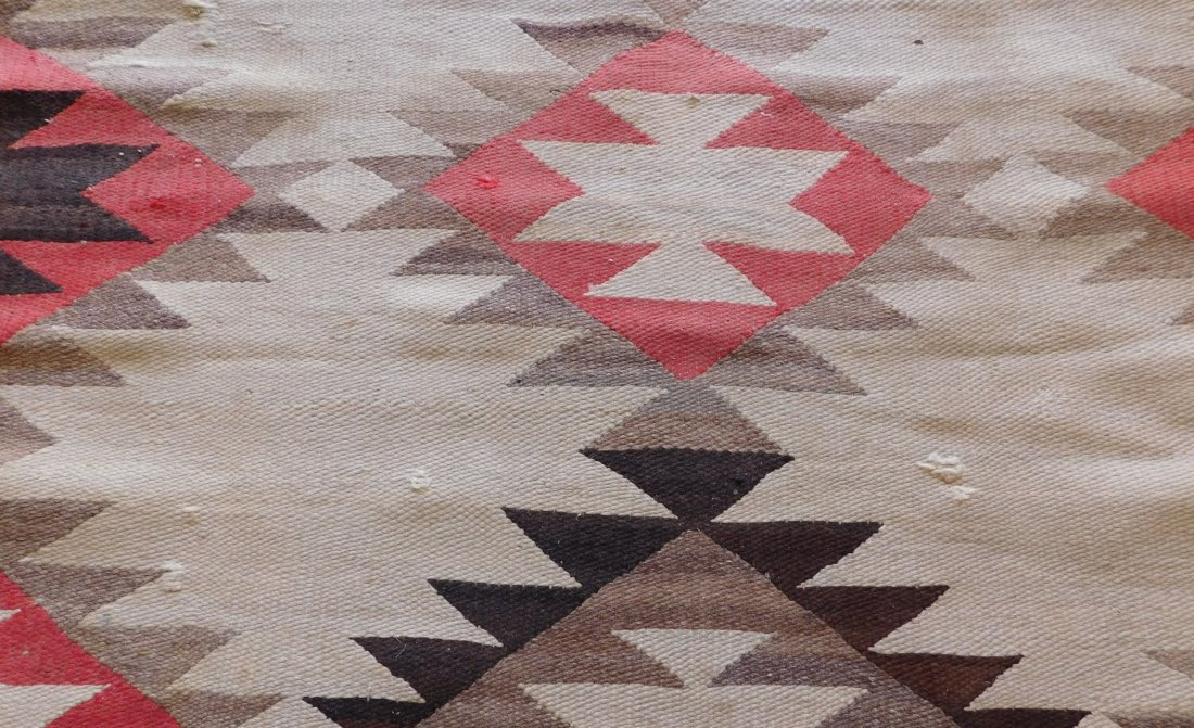 Transitional Navajo Weaving - 5