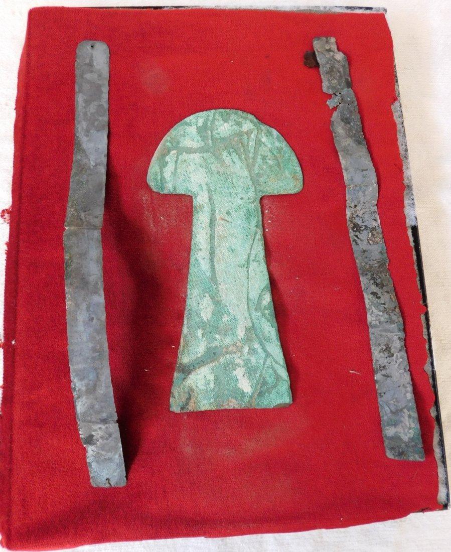 Pre-Columbian Silver & Copper