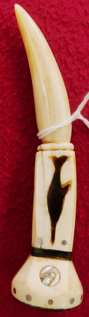 Scrimshaw Folk Art