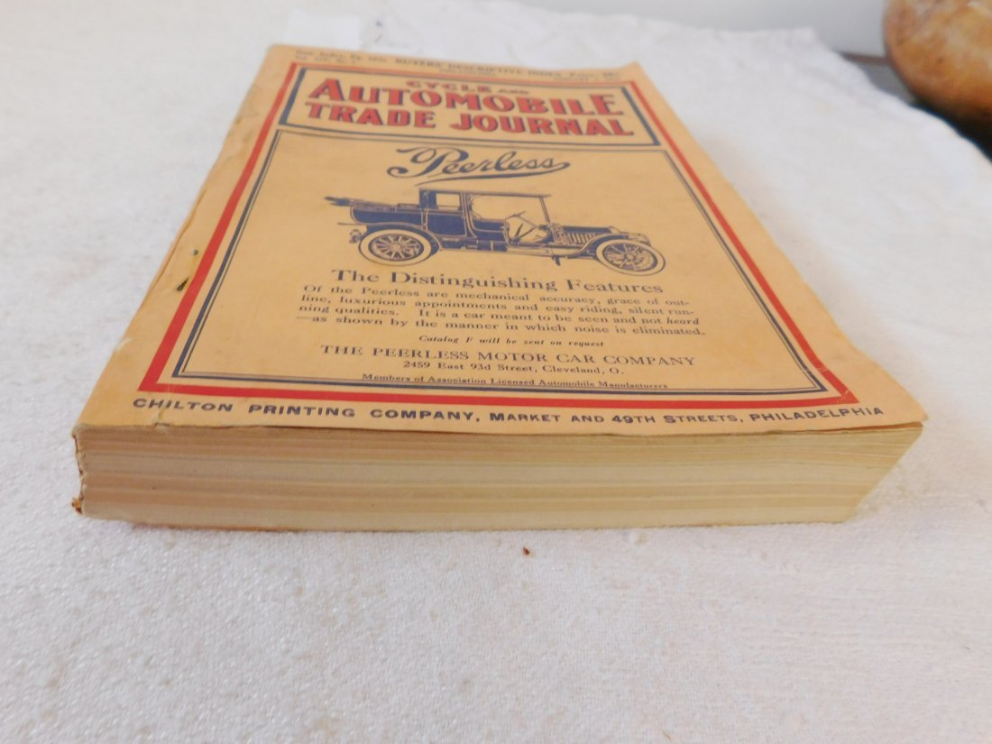 1910 Cycle & Automobile Trade Journal - 3