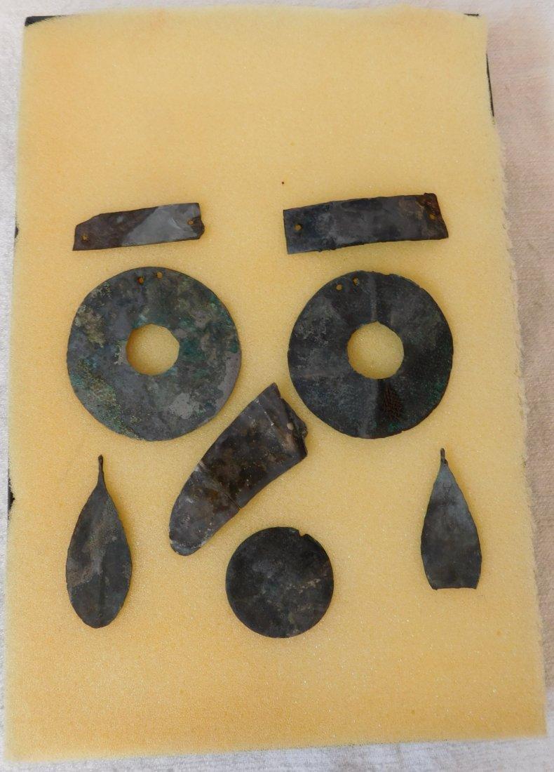 Pre-Columbian Silver