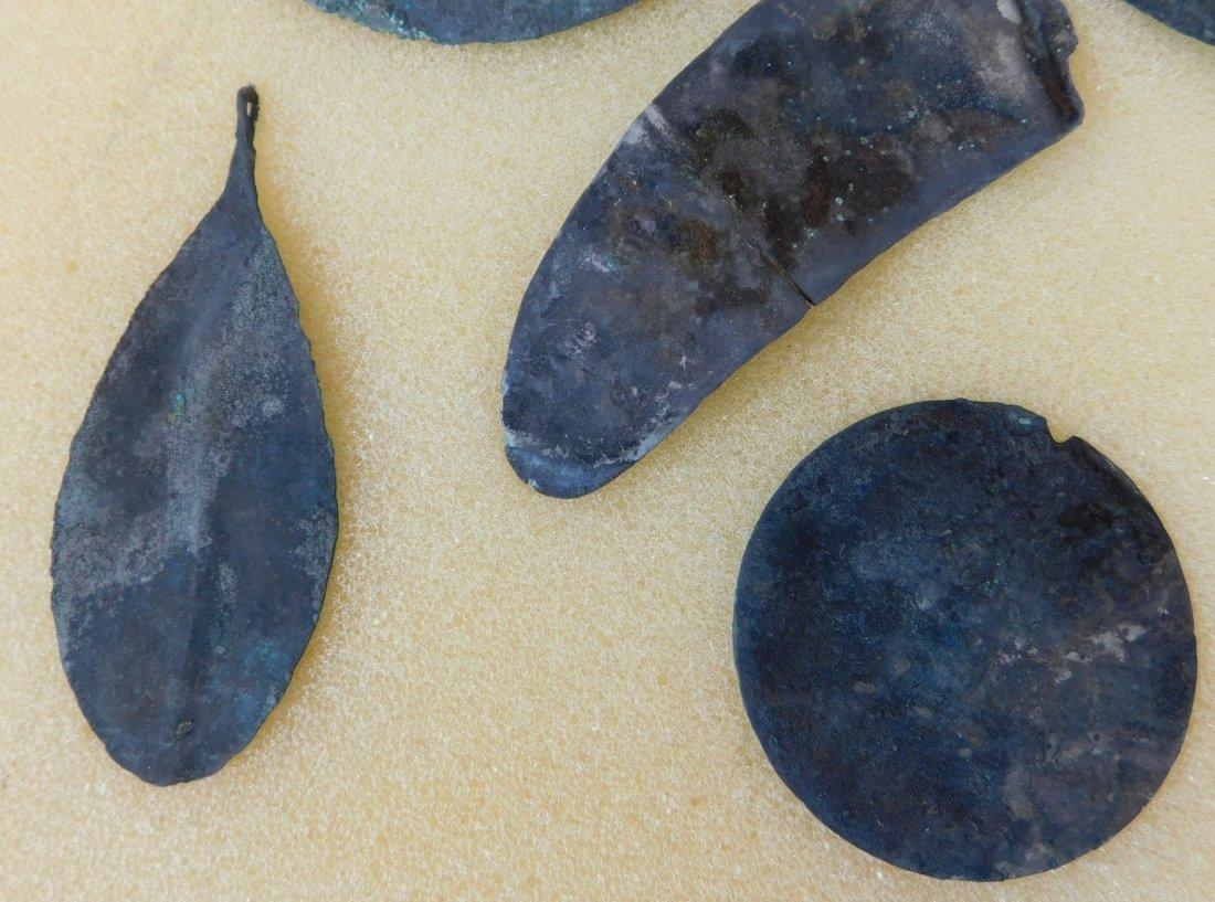 Pre-Columbian Silver - 2