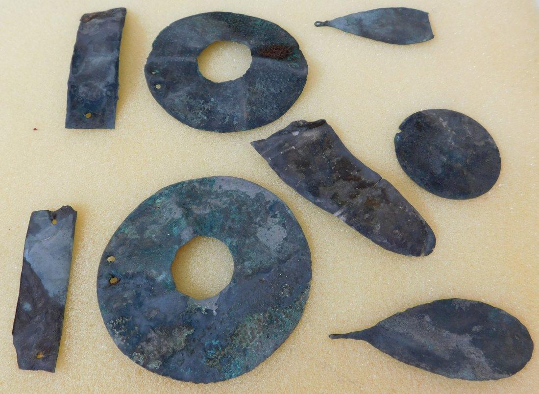 Pre-Columbian Silver - 5