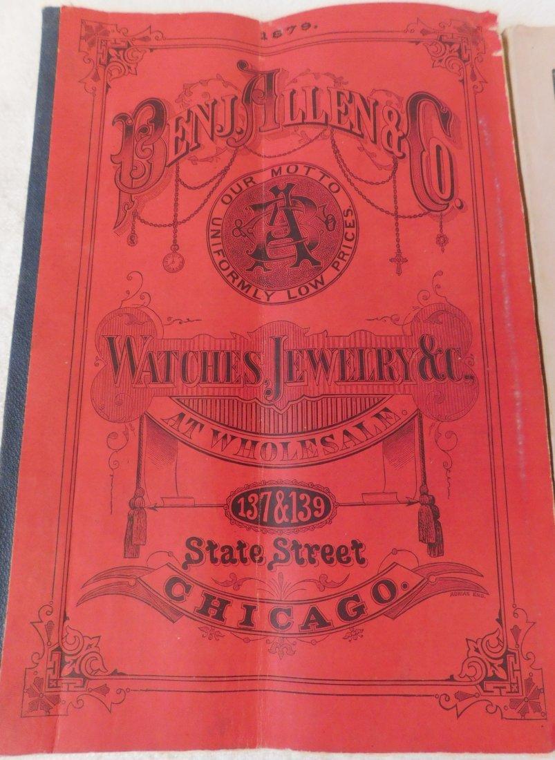 3 Clock, Watch, & Instrument Catalogs - 4