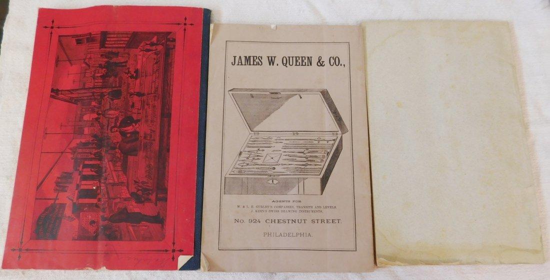 3 Clock, Watch, & Instrument Catalogs - 5