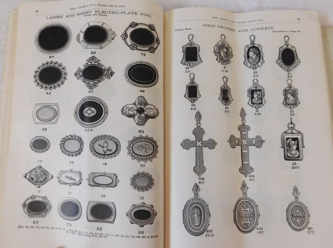 3 Clock, Watch, & Instrument Catalogs - 7