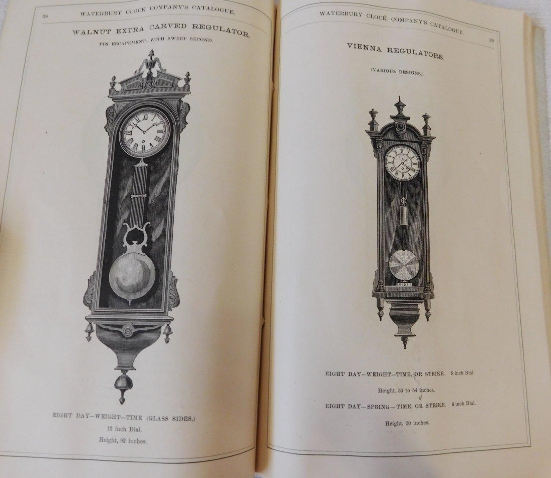 3 Clock, Watch, & Instrument Catalogs - 8
