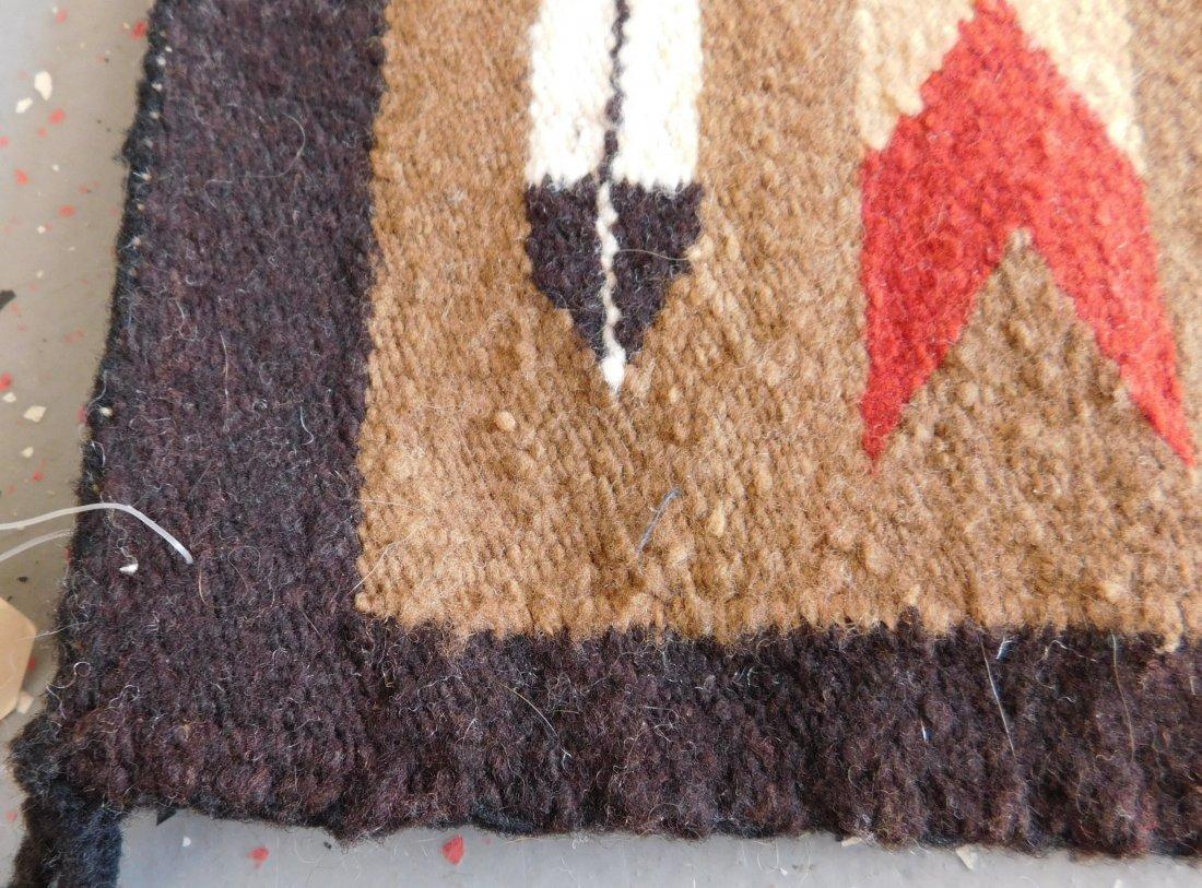 Yei Navajo Weaving - 2