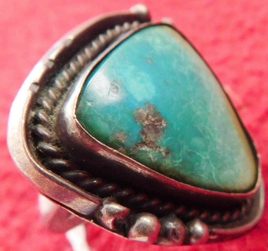 Men's Navajo Ring - 4