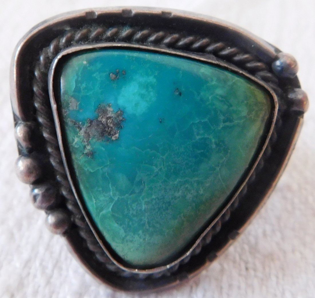 Men's Navajo Ring - 5