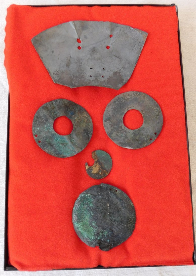 Pre-Columbian Silver & Gold